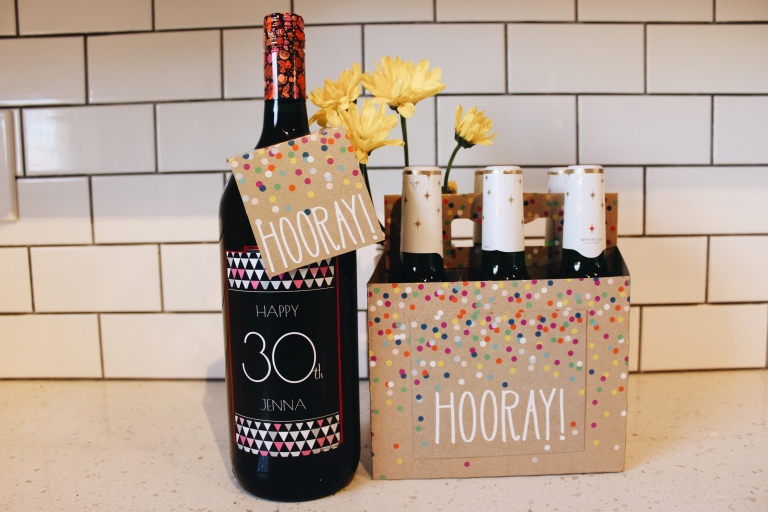 30th birthday party, 30th birthday, birthday dinner, 30th theme party, unicorn party, dirty thirty