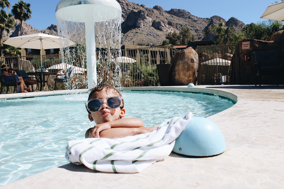 Jenna Abbadessa Charlie Abbadessa Babybums Tucson Resort El Conquistador Hilton Resort